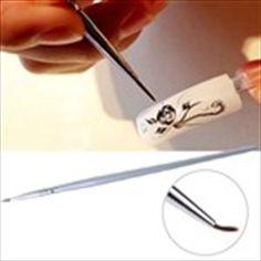 Slim Nail Art Nail Pen Beauty Pencil Cosmetic Item for Lady Women Nail Art Pen, Cosmetic Items, Gadgets, Pencil, Slim, Cosmetics, Tools, Lady, Beauty