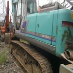 Kobelco SK450-6E is a used excavator equipped with good engine and super design. It has many features and fun...