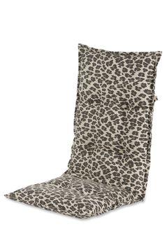 Tuinkussen - Leopard