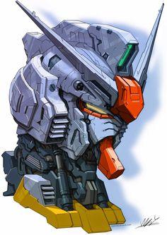 GUNDAM GUY: Awesome Gundam Digital Artworks [Updated 12/28/14]