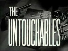 The Untouchables Theme 1959