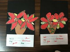 ART with Mrs. Smith: Christmas Art 2012 - RoundUp!