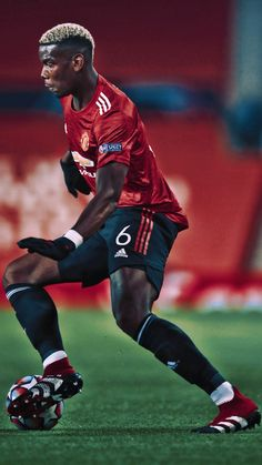 Paul Pogba Manchester United, Manchester United Old Trafford, Manchester United Wallpaper, Manchester United Players, Pogba Wallpapers, Football Player Costume, Cristiano Ronaldo 7, Football Images, Best Football Players