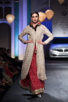 IBFW'14: Meera Muzaffar Ali's Collection