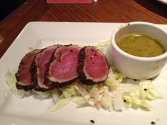 Wasabi Vinaigrette Dressing from Outback Steakhouse (Dipping Sauce for Ahi Tuna)