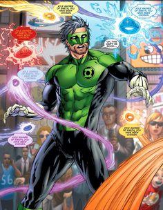Kyle Raynor, Green Lantern