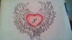 Coração de um anjo