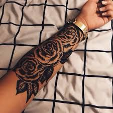Image result for lower arm tattoos for women