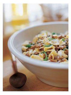 Pasta Recipes & Techniques | Lemon and Arugula Rigatoni at TastyShare.com