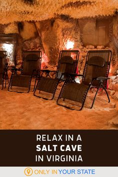 Relax in a peaceful Himalayan Sea Salt Cave at this Williamsburg, Virginia spa. You can even get a massage here! It's great for a girls day trip or romantic couples date. Vacation Ideas, Vacation Spots, Himalayan Salt Stone, Auto Train, Best Bucket List, Williamsburg Virginia, Getting A Massage, Old Dominion, Rest And Relaxation