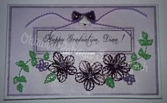 Purple Graduation Card 1 by oktaviarahayu
