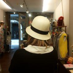 #santiagodecompostela #fashion #panamá #hat #chapeuPanamá