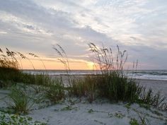 Summer Love - a poem about Pawleys Island