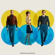 manfromuncle:  When the fate of the world is at stake, they'll have no choice but to join forces.