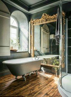 #luxebathroom