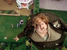 Marge Dursley - Marjorie 'Marge' Dursley is Vernon's sister, who is similarly neckless and unattractive. Harry has always had to refer to her as 'Aunt,' and takes solace in that she rarely visits Privet Dr. because she breeds bulldogs in the countryside. In a memory during The Order of the Phoenix, Harry remembers when one of her dogs chased him up a tree and she wouldn't call it off. He gets his accidental revenge when he losers his temper in The Prisoner of Azkaban and inflates her.