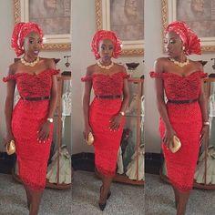 Aso-Ebi StylesWedding Digest Naija