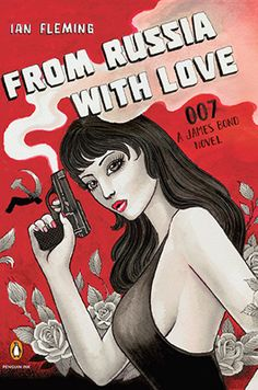Check out Pete's review of Ian Fleming's From Russia With Love here: http://chaptersandscenes.wordpress.com/2014/06/25/pete-reviews-from-russia-with-love/