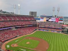 Reds Game, Baseball Field, Games, Sports, Hs Sports, Gaming, Sport, Plays, Game