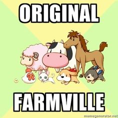 I liked farm games before they were cool .;B