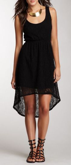 Aah so need this dress in my life for summer time, I can do without the sandles though cuz there not my style.