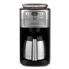The Cuisinart Grind 'n' Brew - makes a great cup of coffee