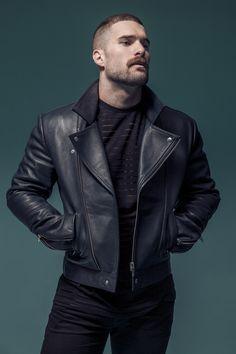 Jacket: Alexander McQueen / T-shirt: Topman / Trousers: COS
