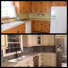 Our Kitchen Remodel...1971 To 2013.