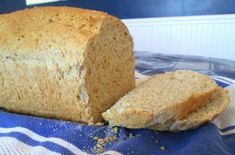 Pennies & Pancakes: Oatmeal Bread Contains Yeast The Oatmeal, Bread Machine Recipes, Bread Recipes, Baking Recipes, Yummy Recipes, Bread Bun, Easy Bread, Cooking Bread, Bread Baking
