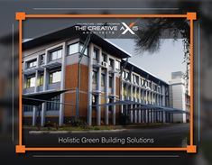 Under Construction, Green Building, Sustainability, Architects, Eco Friendly, Modern Design, World, Creative, The World