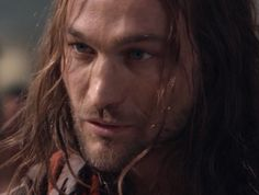 Andy Whitfield: Spartacus. R.I.P