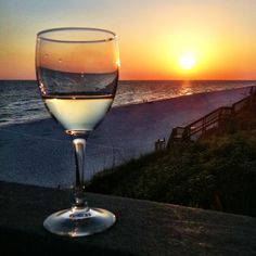 Sunsets and Wine