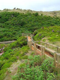 Furnas do Enxofre - Ilha Terceira - Portugal
