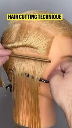 Natural Hair Braids, Natural Hair Styles, Hair Cutting Techniques, Amazing Life Hacks, Curled Hairstyles, Hair Inspo, Beauty Skin, Hairdresser, Hair And Nails