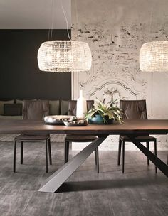 Modern Dining Tables Blog: discover the season's newest designs and inspirations. Visit us at www.moderndiningtables.net #diningtables #moderndiningroom #diningtables