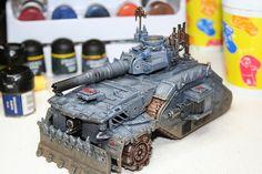 Gunwagon = Ork Main Battle Tank? - Forum - DakkaDakka | It's better to look good than to play good.
