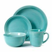 Mainstays 16-Piece Round Dinnerware Set Image 2 of 6