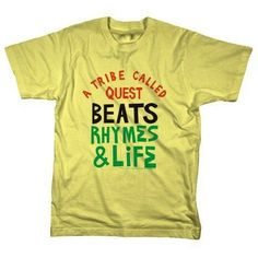 c5dac4b79 Tribe Called Quest Shirt, Dress For Success, Cotton Shorts, Beats