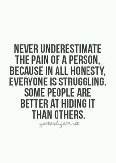 Hidden pain #Fibromyalgia #health #quotes