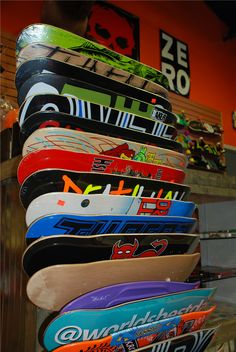 Have a color or style preference? We have the skateboard you want! #poolsoftupelo