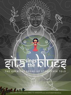 Sita sings the blues à l'ABC à 18h le samedi 20 avril !