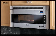 Viking Range Built In Microwave Oven