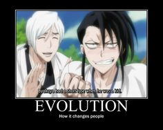 Whoa.... what the hell happened?! #Bleach