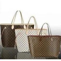 lv louis vuitton never full - Beach & pool bags #bags #fashion