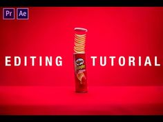 Because a lot of people have asked how I edited the Pringles commercial I decided to do a short tutorial revealing the basic techniques that I used to create. Video Editing, Commercial, Make It Yourself, Youtube, Youtubers, Youtube Movies