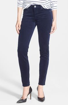 Dear Stitch Fix - I just ordered these pants in navy.  They fit perfectly.  Would love a cute top (on the longer side) to complement.