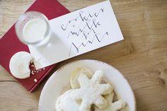 cookies and milk for santa tag