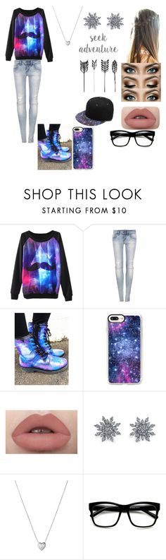 """""""Laurence's Outfit #9"""" by lia-or-nah ❤ liked on Polyvore featuring Pull&Bear, Casetify, Disney, Links of London and ZeroUV"""