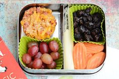 Ham and Cheese Lunchbox Muffins - Fun Back to School Lunch Recipe via I Should be Mopping the Floor
