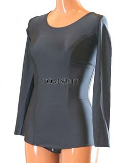 TOMSUIT Lycra Spandex Swimwear Dancewear Leotard Bodycon Costumes
